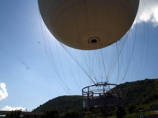 Bay trên khinh khí cầu - 1