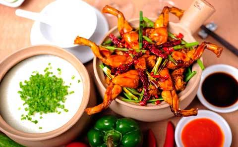 Nhà hàng Lion City giới thiệu ẩm thực Singapore - 4
