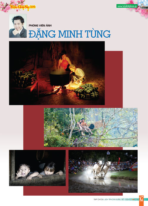 Bộ Tặng phẩm những tác phẩm nhiếp ảnh nghệ thuật của 11 thành viên CLB Nhiếp ảnh Du lịch TPHCM - 8
