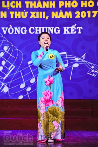 Chung kết Liên hoan Giọng hát vàng ngành du lịch - 16