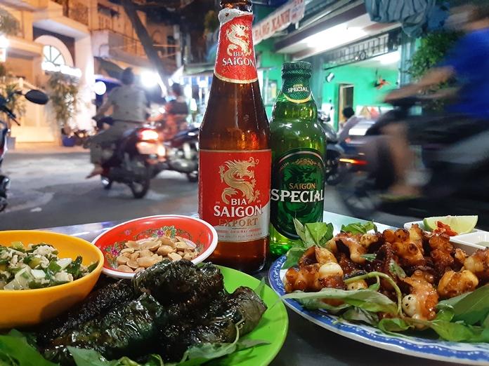 Đến Sài Gòn nhớ Bia Saigon - 2