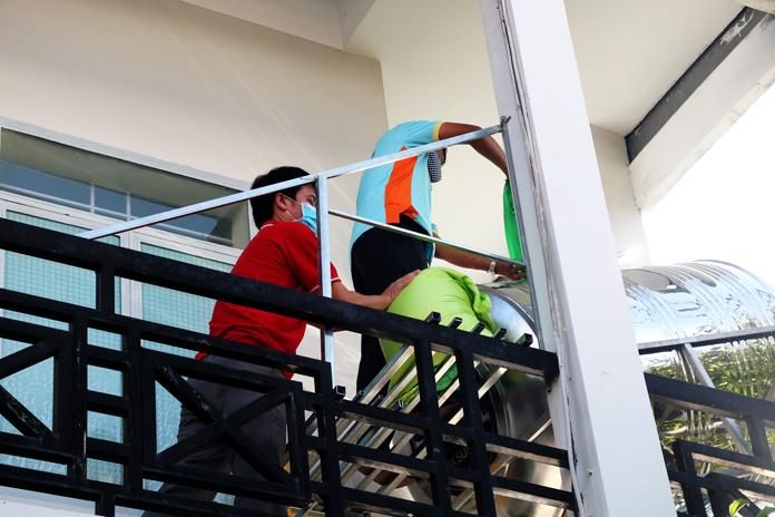 ATM gạo Nha Trang đi vào hoạt động - 3