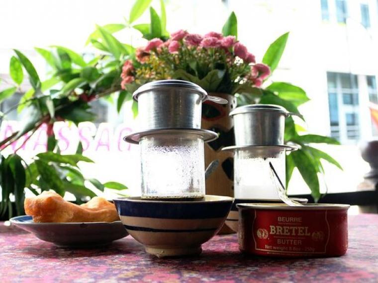 Hai món lạ miệng tại quán Biệt động Sài Gòn