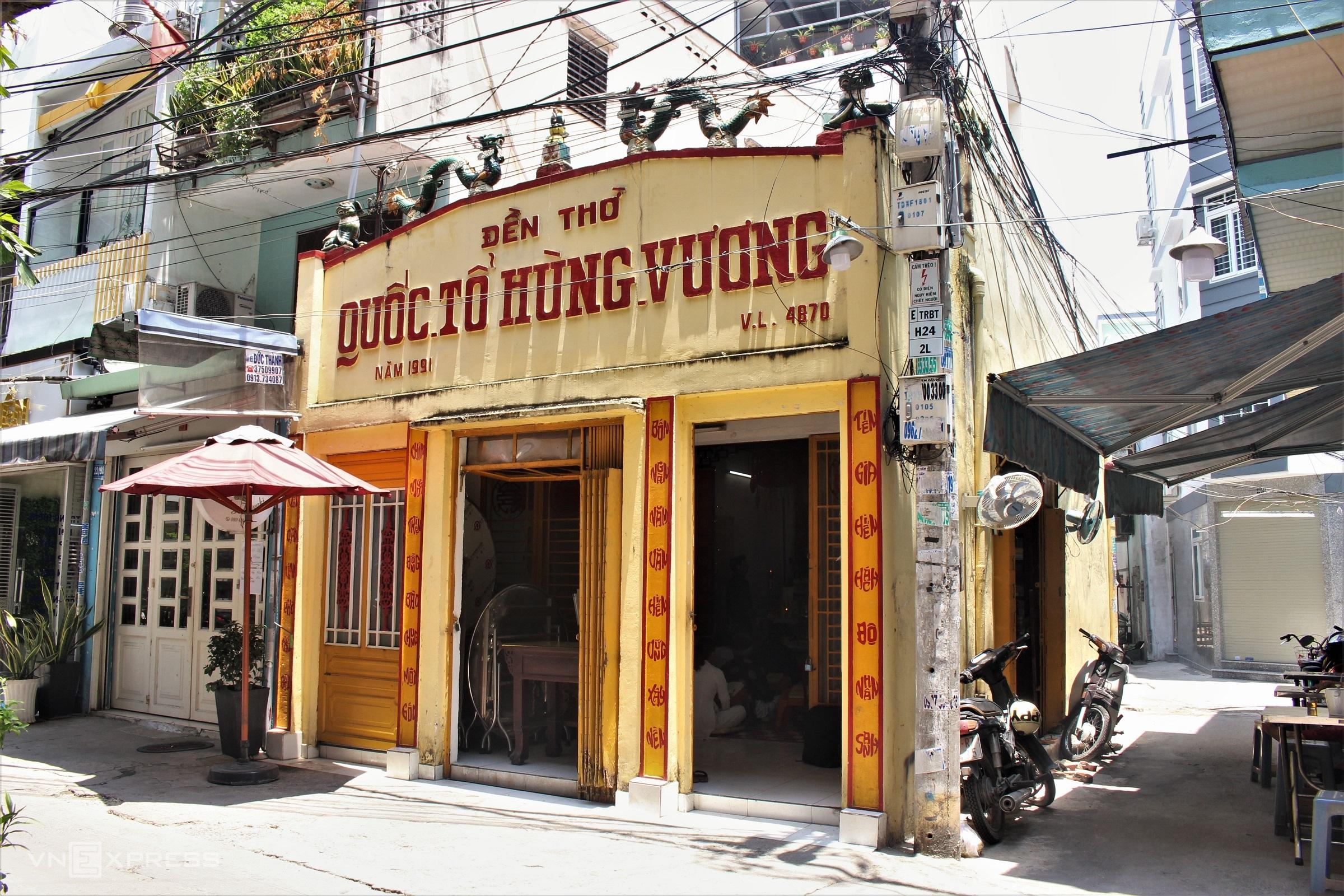 3 ngôi đền thờ vua Hùng ở Sài Gòn - 7