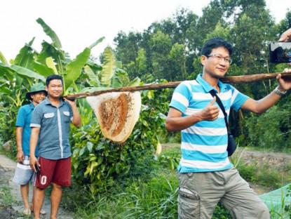 Chuyện hay - Du lịch nông nghiệp giúp nông dân cải thiện thu nhập