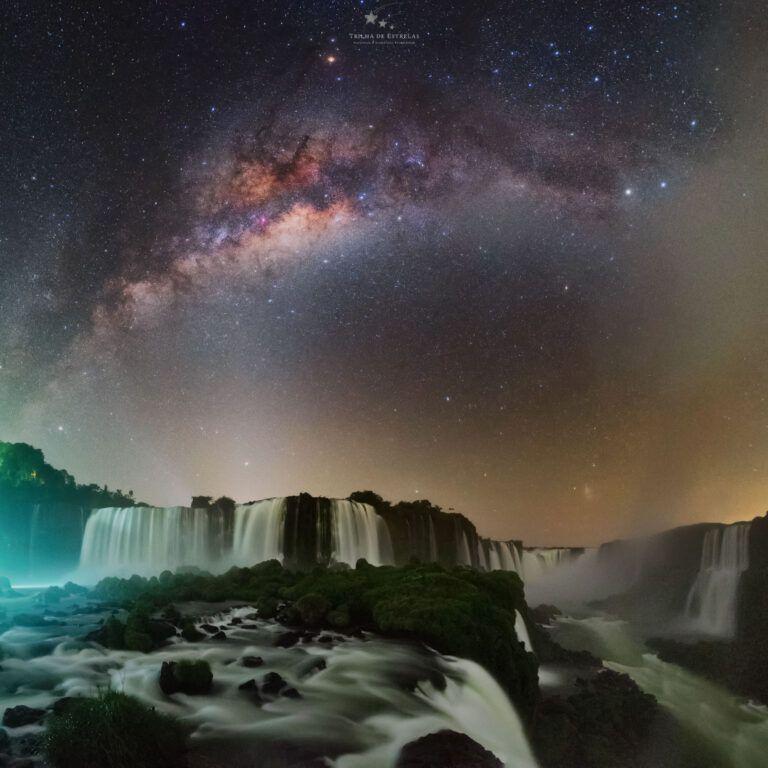 Loạt ảnh ngân hà đẹp nhất thế giới - 2