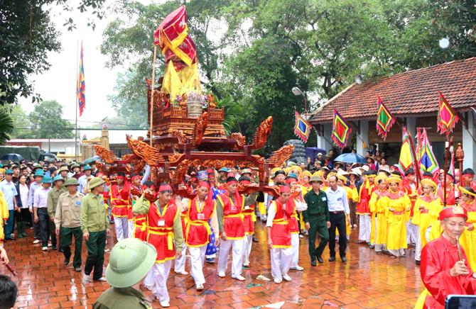 8 lễ hội vừa được công nhận là di sản văn hóa phi vật - 6