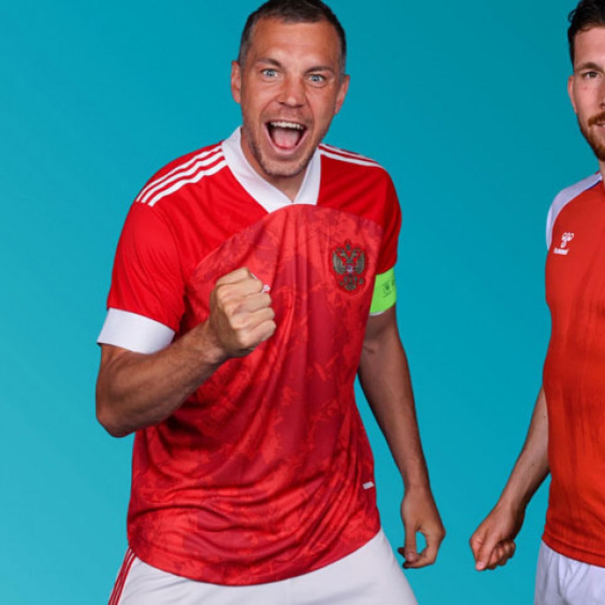 - Trực tiếp bóng đá Nga - Đan Mạch: SAO Barcelona lĩnh xướng hàng công (EURO)