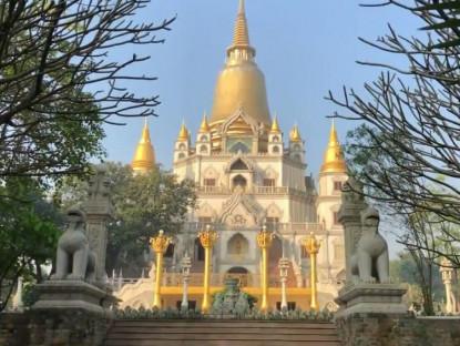 """3 ngôi chùa để các bạn trẻ """"lẻ bóng"""" cầu duyên"""