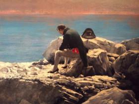 Người giữ hình bóng Napoléon trên hòn đảo hẻo lánh