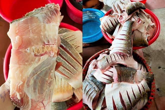 """Kỳ công món đặc sản cá """"muối chua"""" bằng thính gạo ở Vĩnh Phúc - 2"""