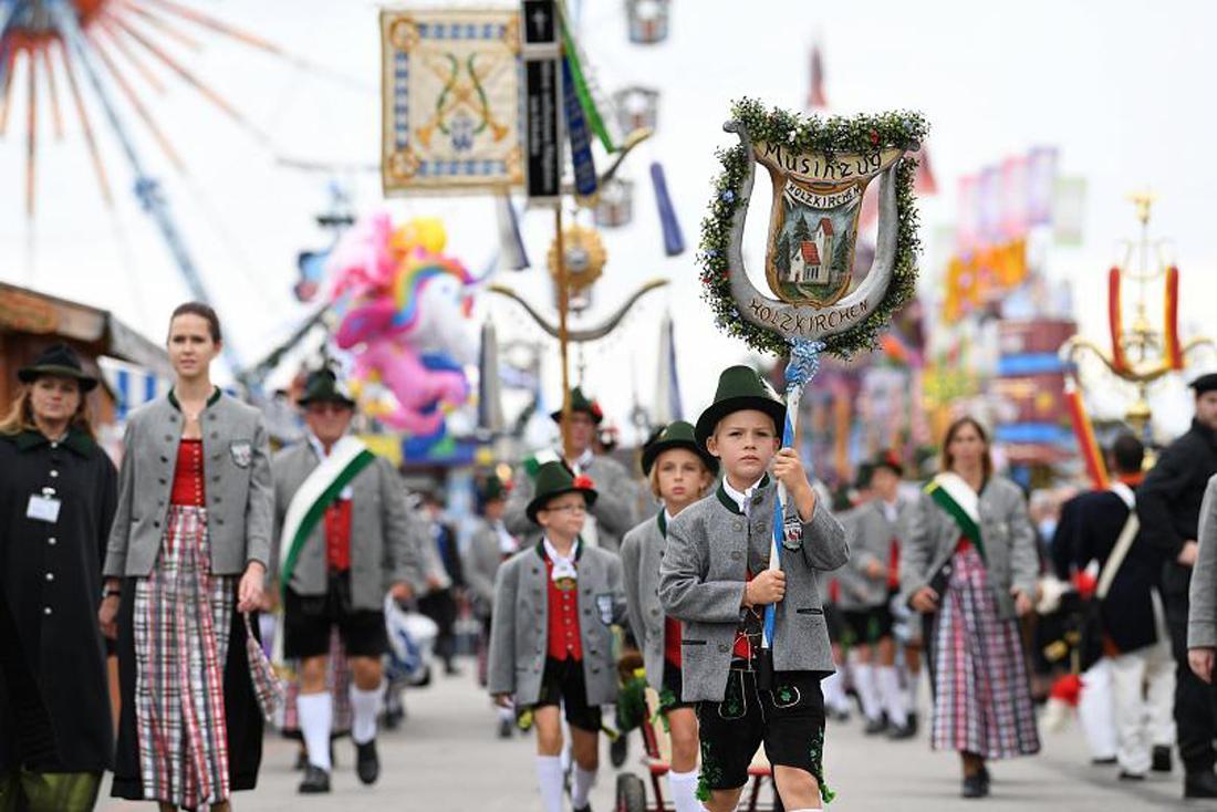 Ấn tượng với lễ hội bia Oktoberfest được ngóng chờ nhất tháng 10 - 7