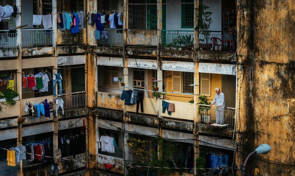"""Sài Gòn """"siêu thực"""" qua ống kính của nhiếp ảnh gia """"chụp chơi kiếm tiền thật"""" - 4"""