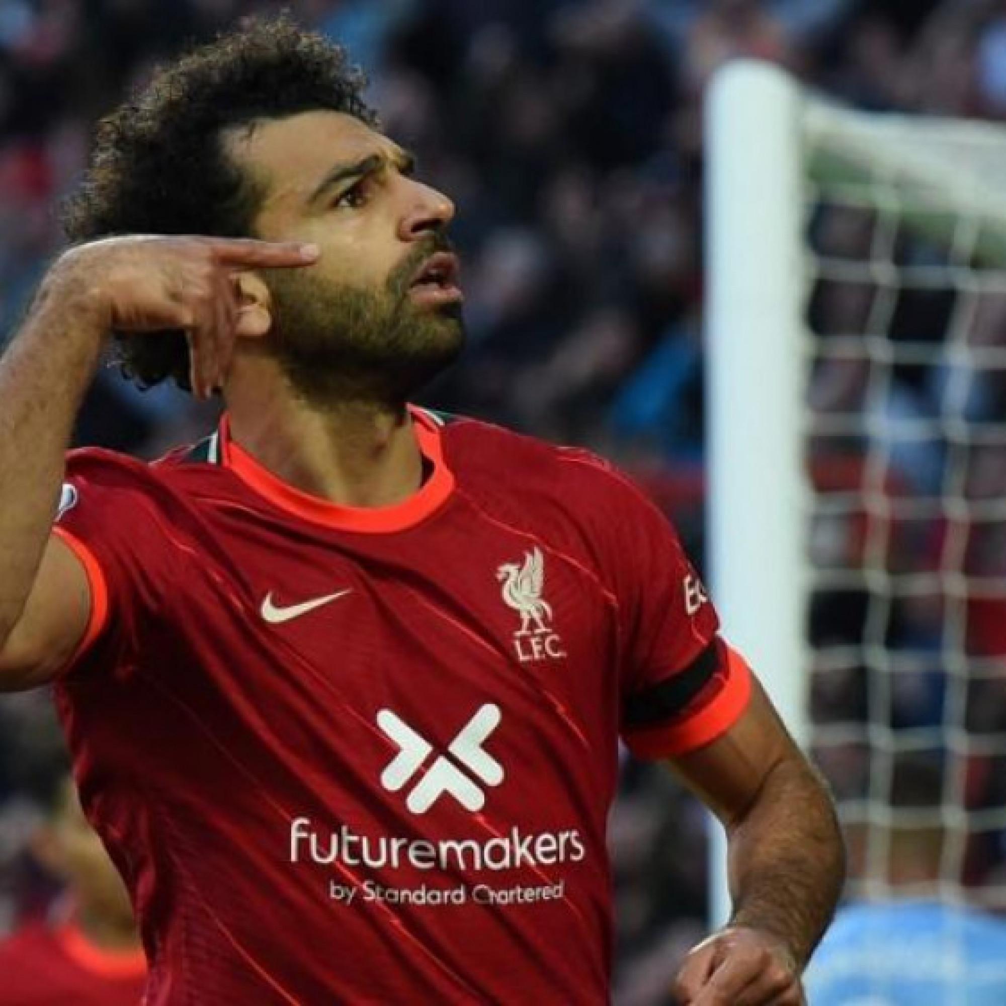 - Salah ghi bàn đẹp như Messi, đòi Liverpool trả lương 500.000 bảng/tuần